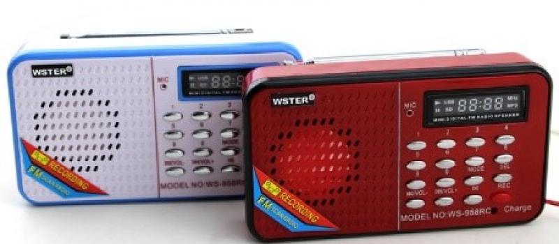 Audio spelers