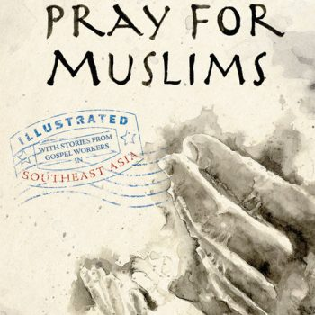How to pray for Muslims. OMF Gebetsheft über Muslime.