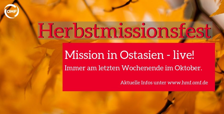 OMF Herbstmissionsfest