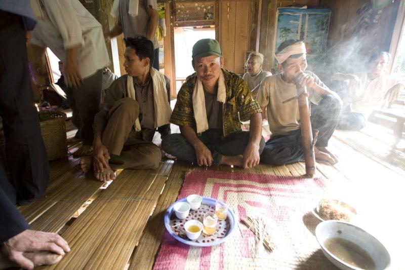 Tabak in Ostasien