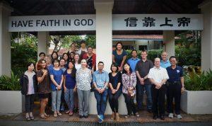 短期宣教プログラム担当者会議にて