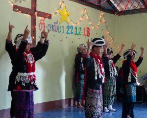 パレー村教会の子供たち