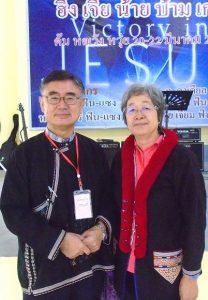 3月の全ミェン族聖会で