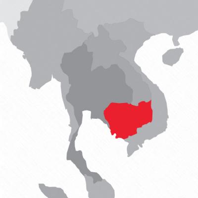 Cambodja_kaart_zondertekst