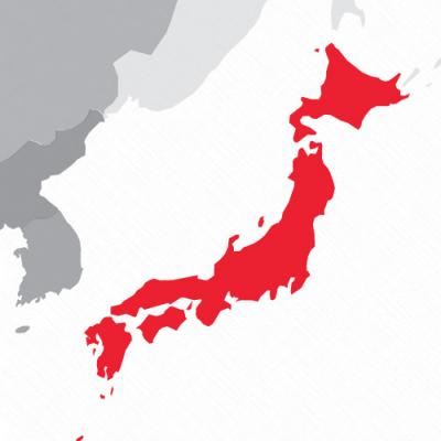 Japan_kaart_zondertekst