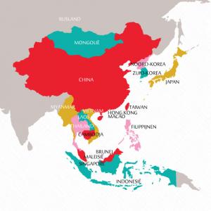 Oost-Azie_kaart