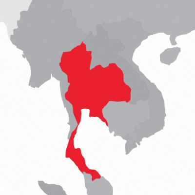 Thailand_kaart_zondertekst