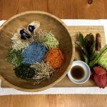 馬來人的主食:蘭花拌飯KHAO YAM