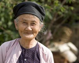 越南的超級阿嬤