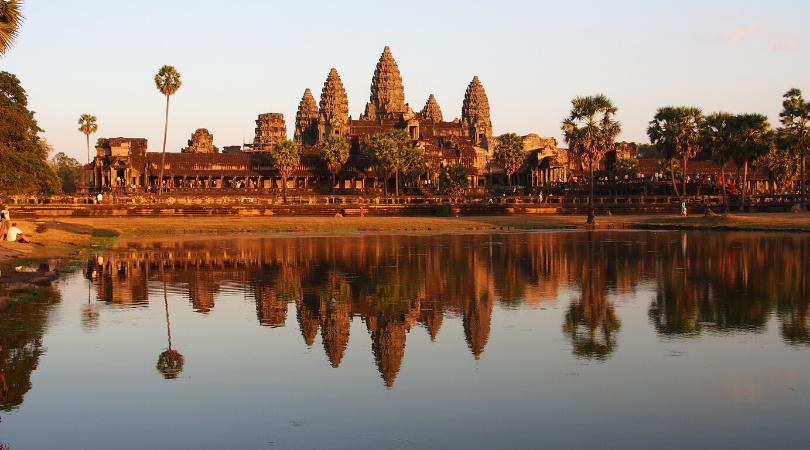 leading me to cambodia